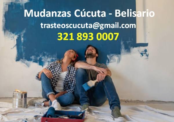 MUDANZAS Y TRASTEOS BELISARIO CÚCUTA