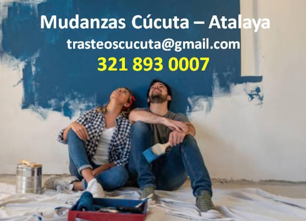 MUDANZAS ATALAYA CÚCUTA